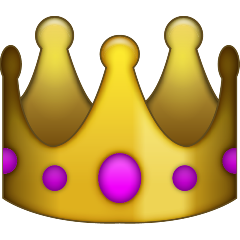 корона смайлик фото