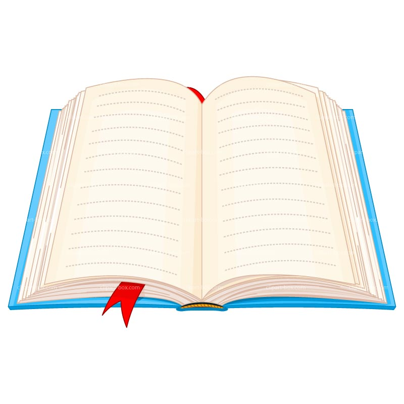 Pictures Of Open Books - ClipArt Best