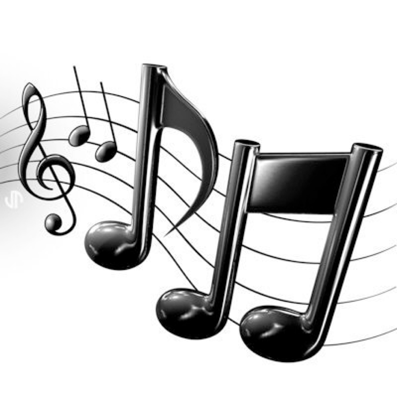 notes musical drawings clipart symbols designs note singing cute sing song easy songs cool word