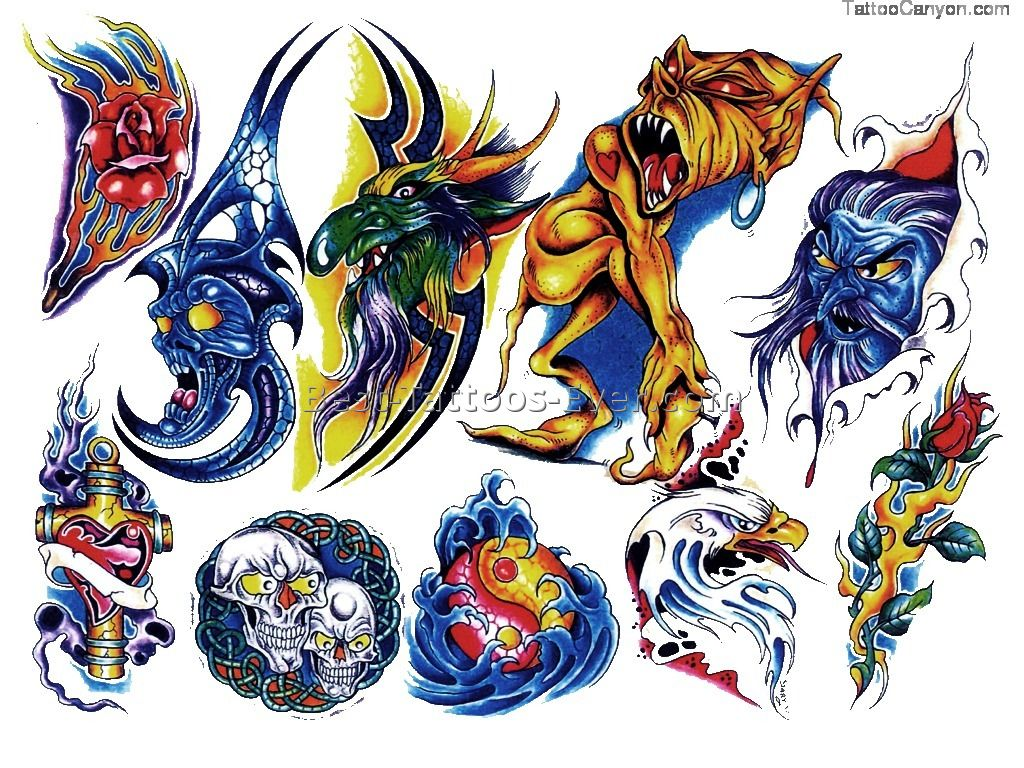 Tattoo design free clipart best for Customize tattoos for free