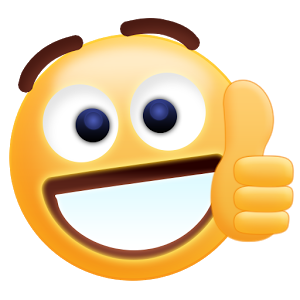 Thumb Up Emoticon Clipart Best