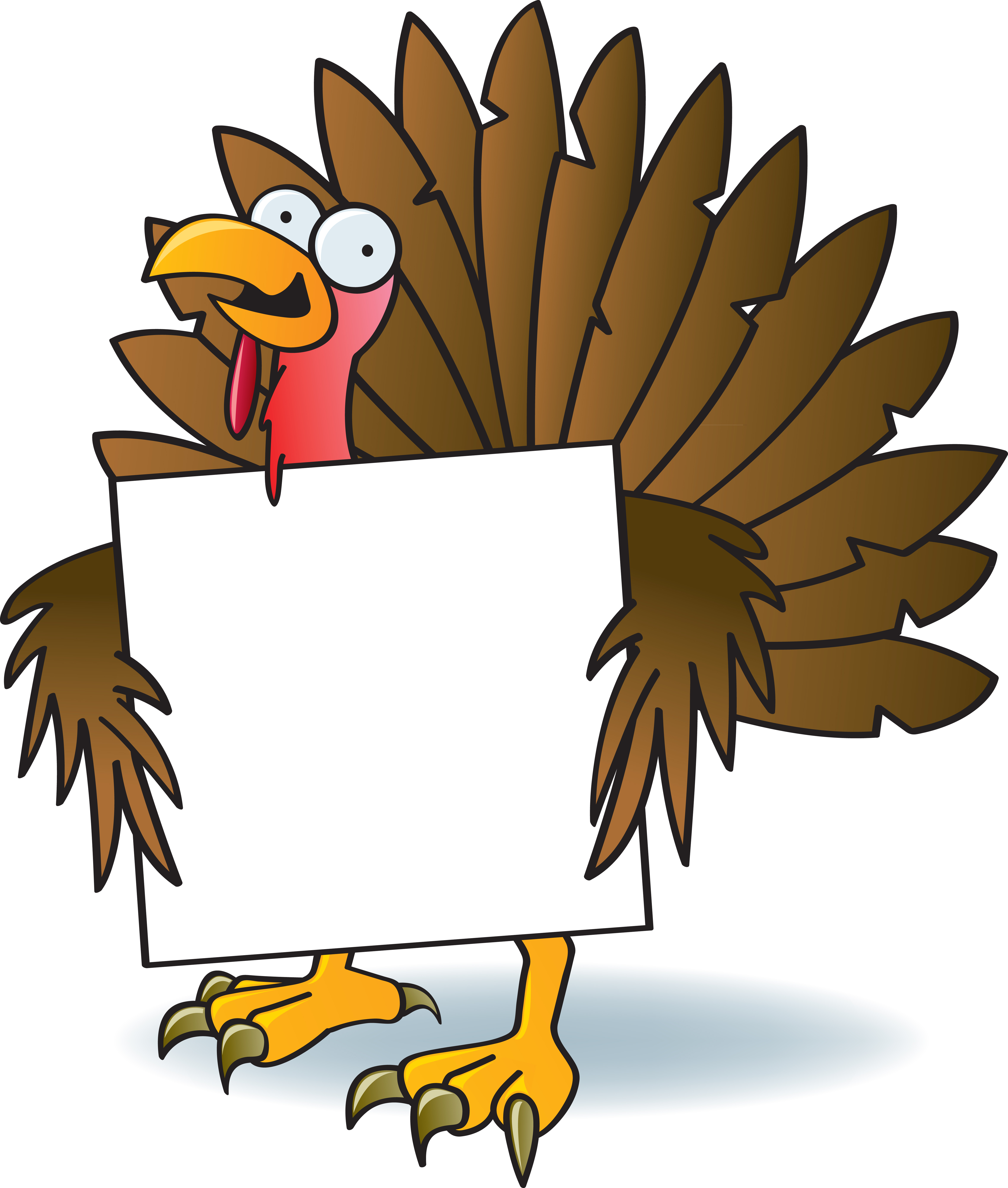 Animated Pictures Of Turkeys Clipart Best