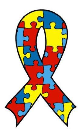 Autism Ribbon Clip Art – Clipart Download