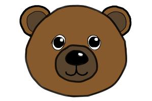 Bear Drawing - ClipArt Best Bear Face Drawing