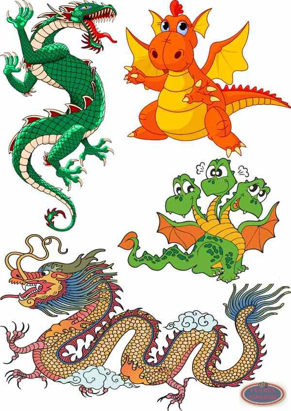 Pictures Of Chinese Dragons - ClipArt Best
