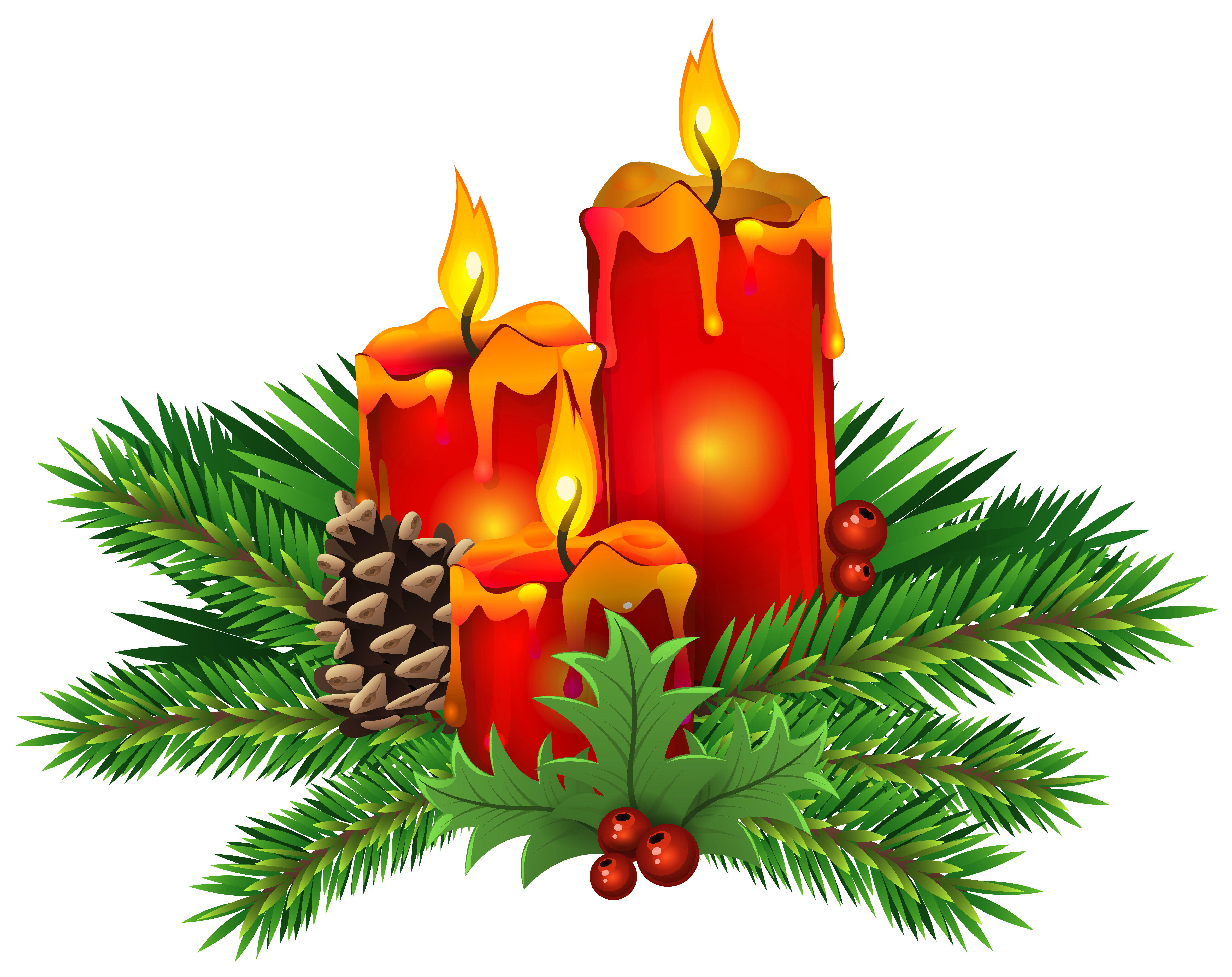 Saint John the Evangelist » The Feast of Candlemas: Candle ...  |Christian Christmas Candles