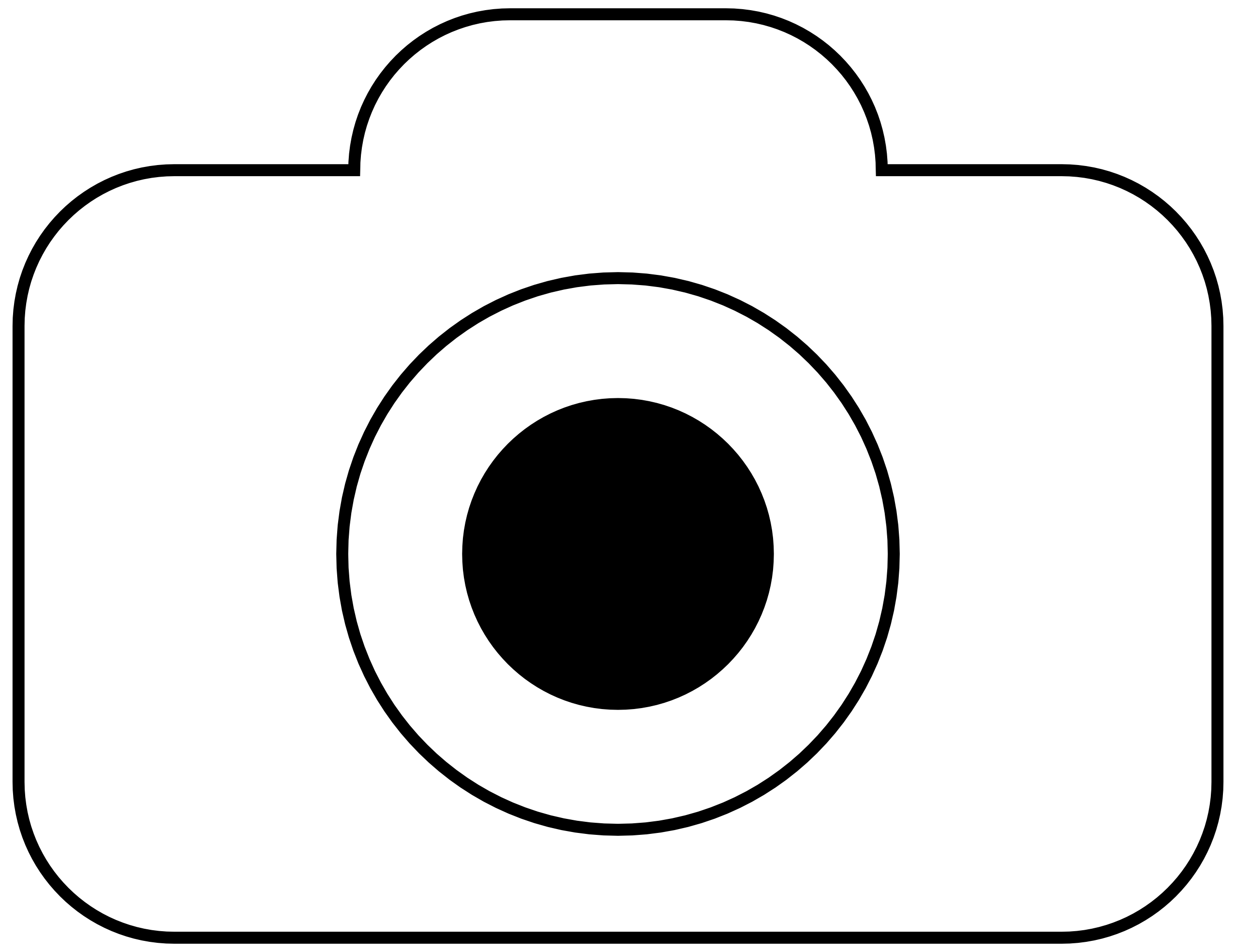 Line Drawing Camera : Camera clip art clipart best