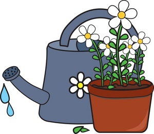 Clip Art Watering Can - ClipArt Best