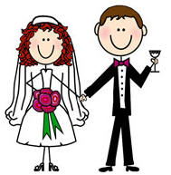 Wedding Cartoon Pictures - ClipArt Best