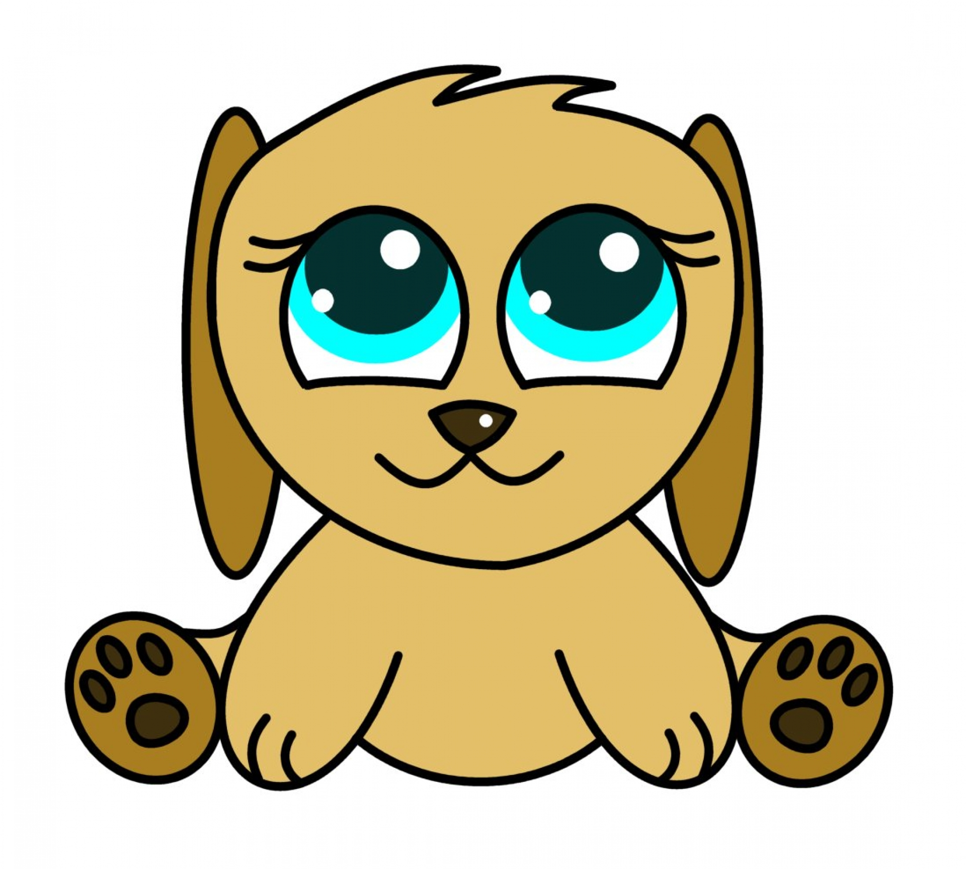 Cartoon Puppy Pictures