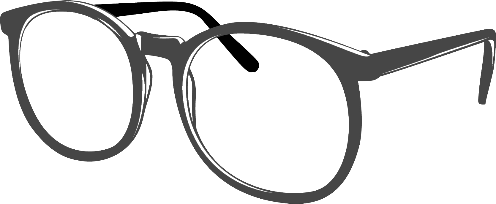 picture of eyeglasses clipart best