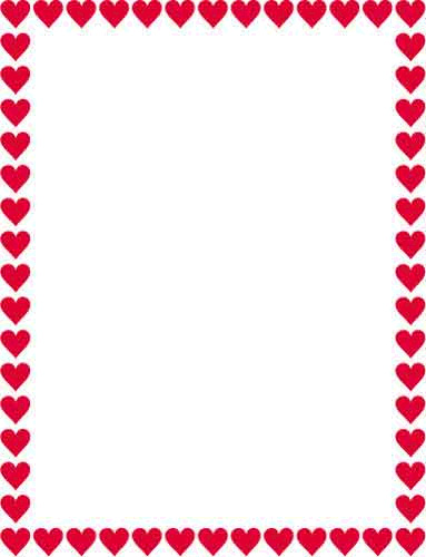 37 heart border free cliparts that you can download to you computer ...