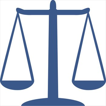 Free Clip Art Scales Of Justice - ClipArt Best