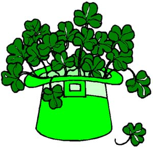 Shamrocks and Saint Patrick's Day from Holiday Insights
