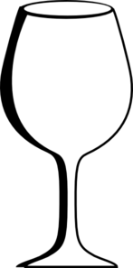empty-wine-glass-md.png - ClipArt Best - ClipArt Best