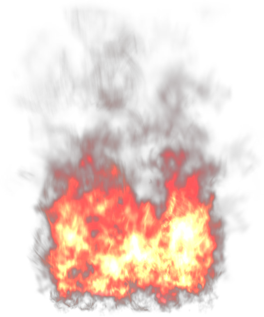 Fire Flames Png - ClipArt Best
