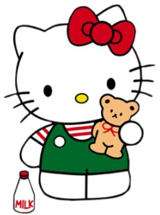 Hello Kitty Free Clip Art - ClipArt Best