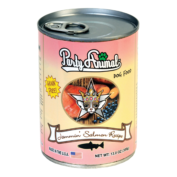 Canned Salmon For Dog Food