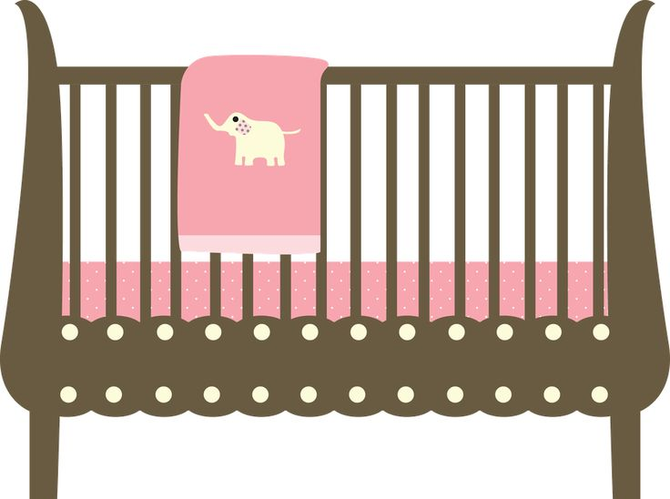 clipart baby cradle - photo #43