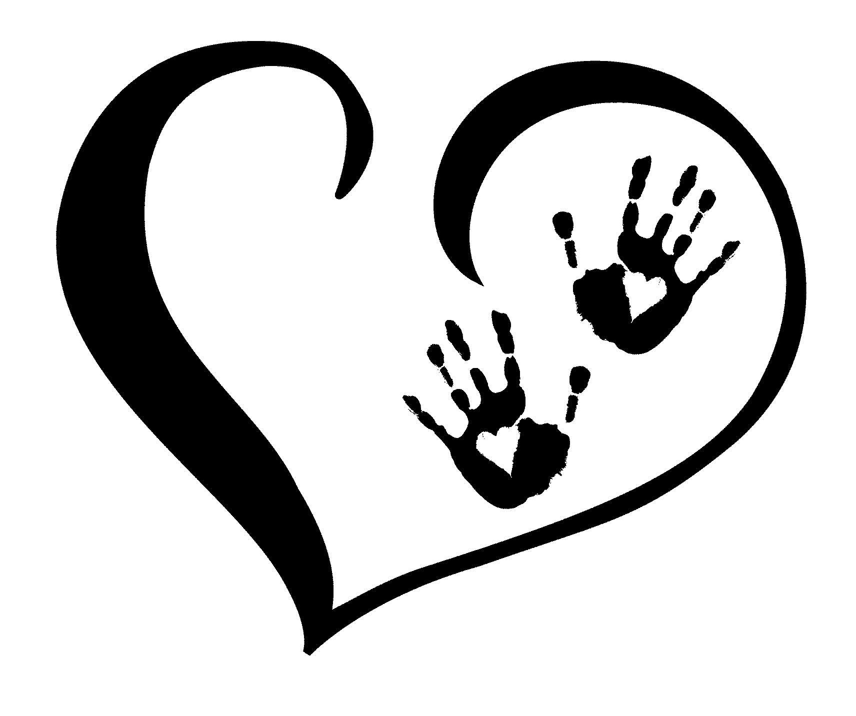baby heart clipart - photo #40