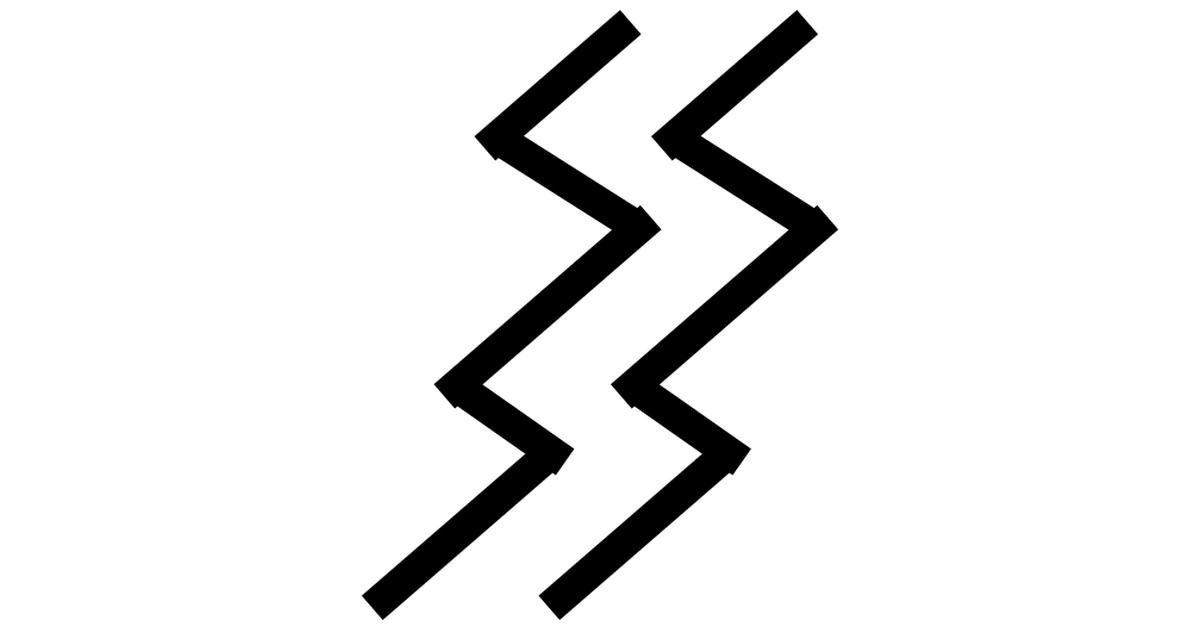 Zigzag Line Clipart : Zigzag symbol clipart best