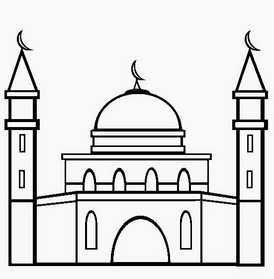34 gambar mewarnai masjid . Free cliparts that you can download to you ...
