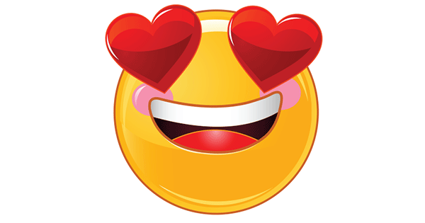 Heart Smiley - ClipArt Best