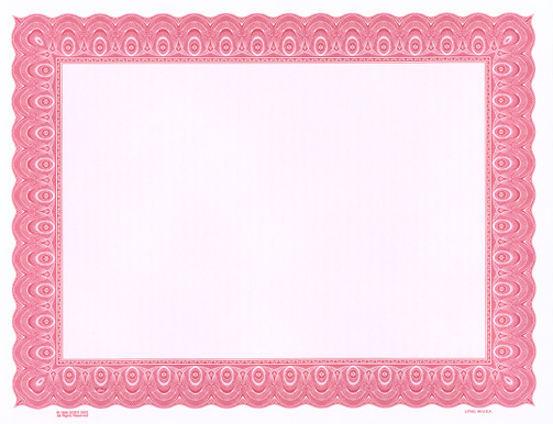 Pin Gallery-for-red-certificate-border on Pinterest