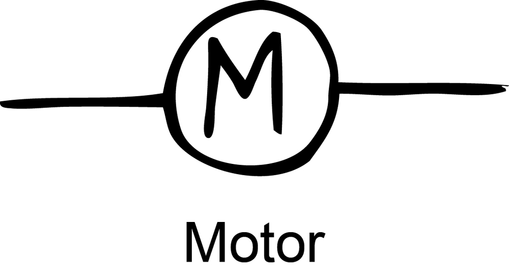 symbol for ammeter in a circuit