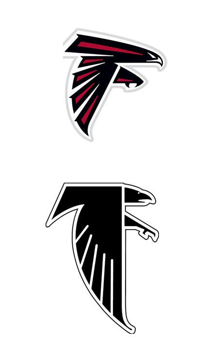 Falcons Logo - Talk About the Falcons - Falcons Life Forums