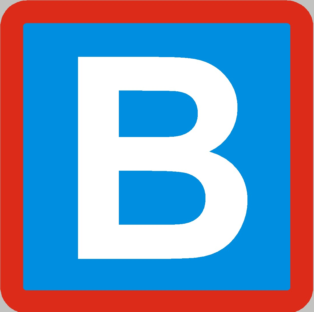 The Letter B - ClipArt Best