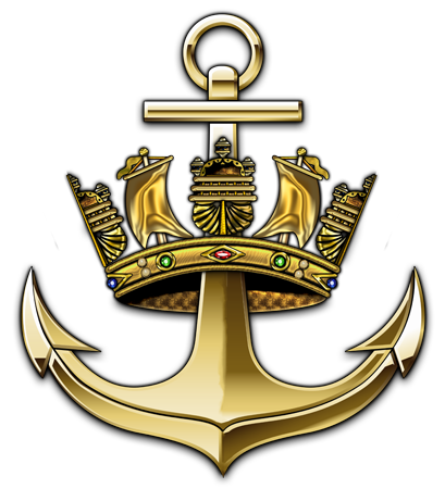 Military Insignia 3D : Military Insignia 3D: British Royal Navy ...