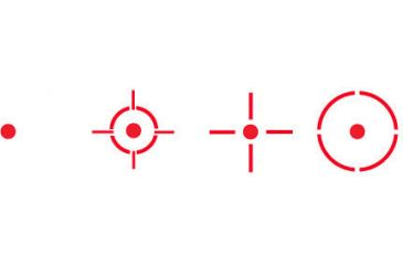 clip art red dot