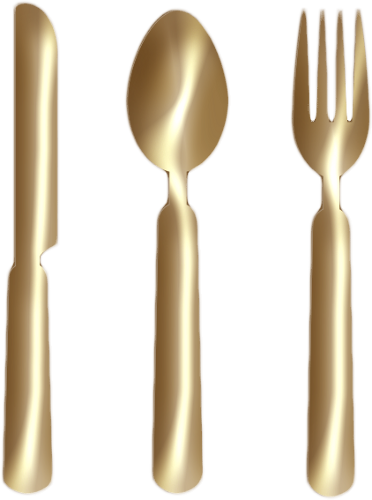 Fork Knife Spoon Png - ClipArt Best