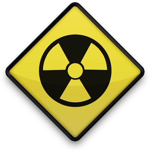 Nuclear Hazard Sign - ClipArt Best
