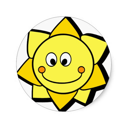 Yellow Sun Cartoon - ClipArt Best Orange Cartoon Images