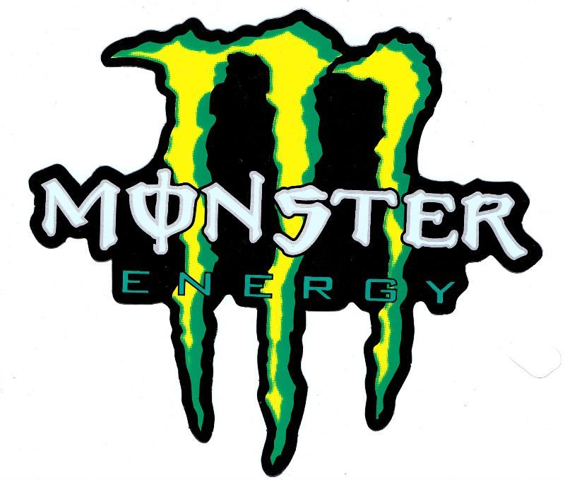 Stickers Monster Clipart Best