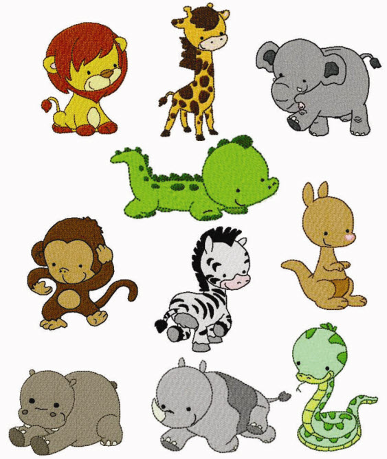 Free Clip Art Zoo Animals - ClipArt Best