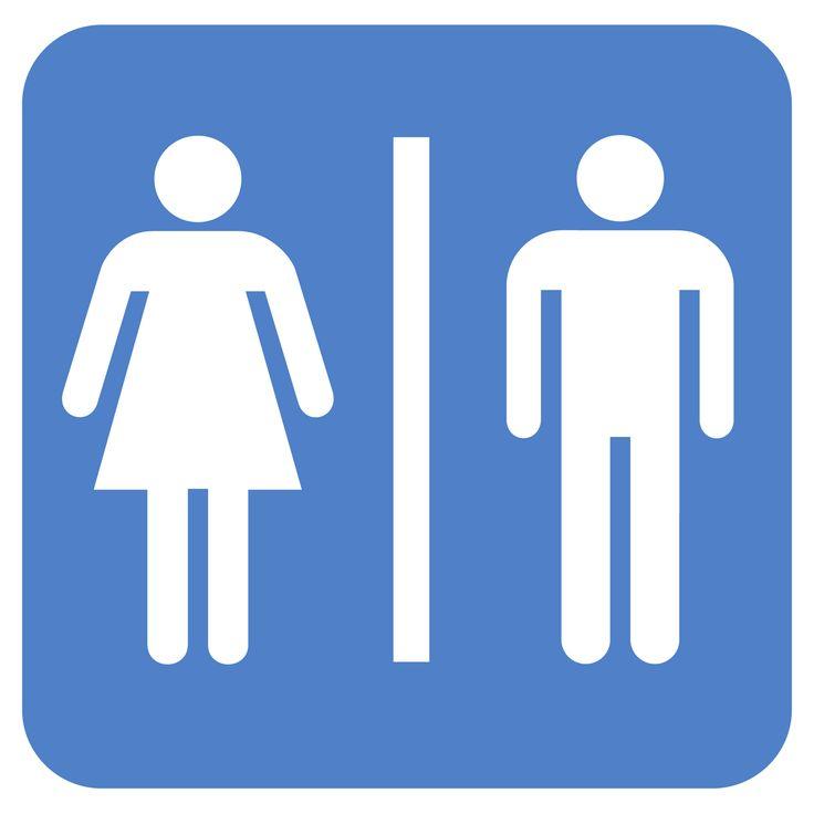 Restroom Symbols Clipart Best