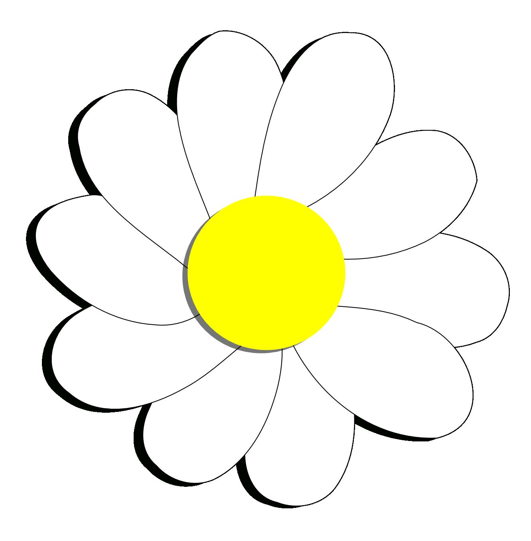 Daisy Cartoon Flower ClipArt Best