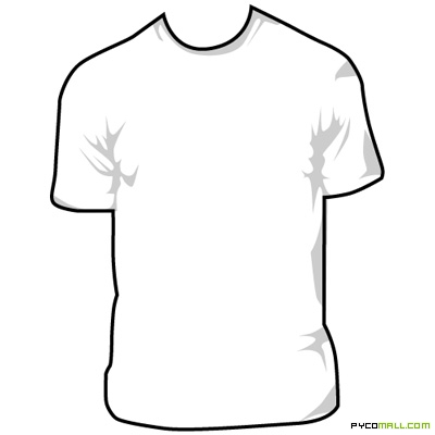 Blank shirt design clipart best for Blank t shirt design template