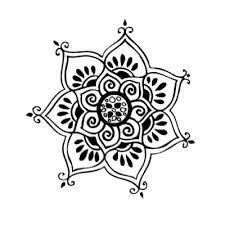 How To Draw Lotus Flower Top View - ClipArt Best