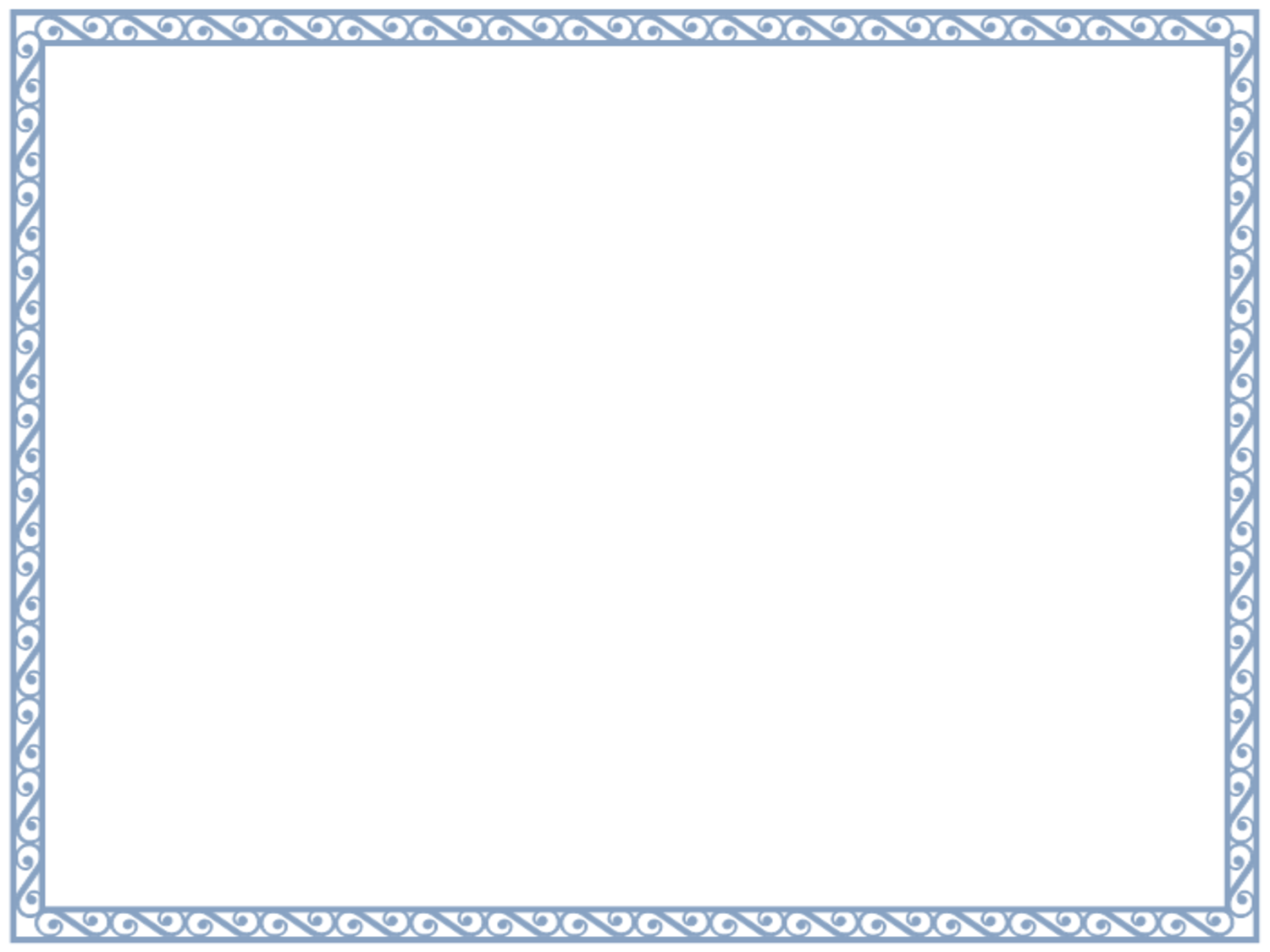 Free Printable Blank Certificate Borders - ClipArt Best