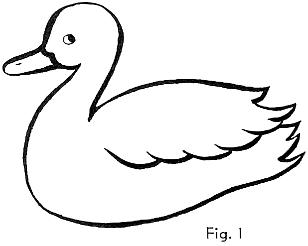 Drawing Pictures Of Ducks - ClipArt Best