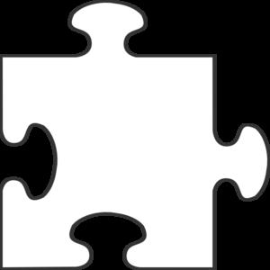 Free Puzzle Piece Template Clipart Best