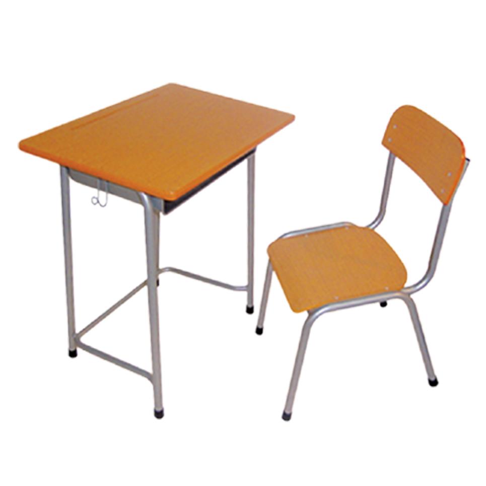 Clipart Desk Fix single desks and chairs.