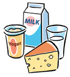 Pics Of Dairy Products - ClipArt Best