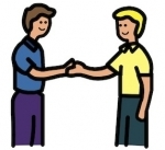 People Shaking Hands Clip Art - ClipArt Best