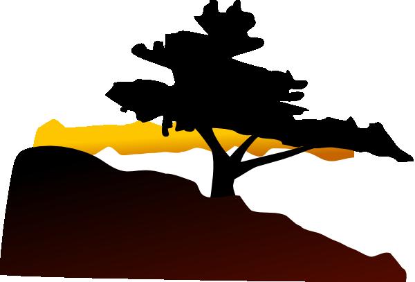 Africa Tree Clip Art Tree clip art free vector
