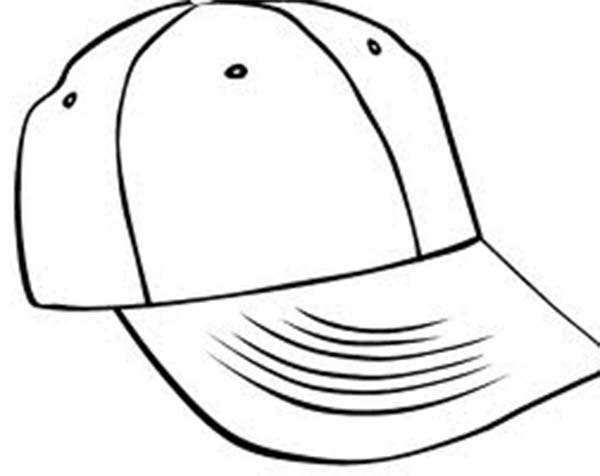 how to draw a backwards cap